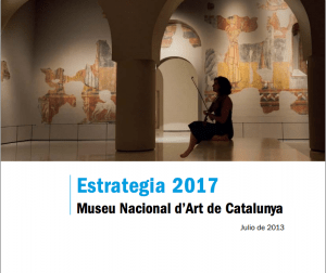 Estrategia del MNAC, disponible en su web